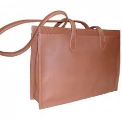 Bolso maletín PIEL mujer 5409