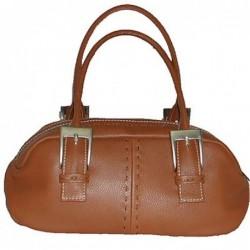 Bolso maletin mujer piel 5438