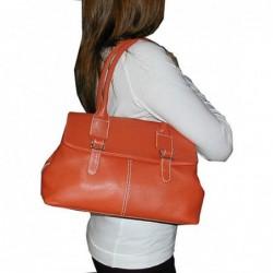 Bolso maletin mujer piel 4301
