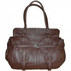 Maxi bolso mujer PIEL 5429
