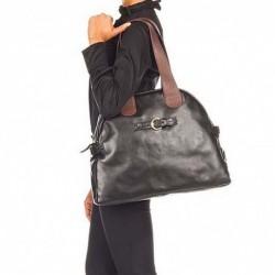 Maxi bolso mujer piel 5448