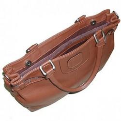 Bolso paquetero piel 4853